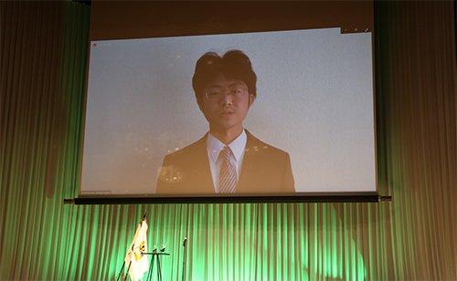 東京高専 情報工学科 3年生の門脇斎斗さん